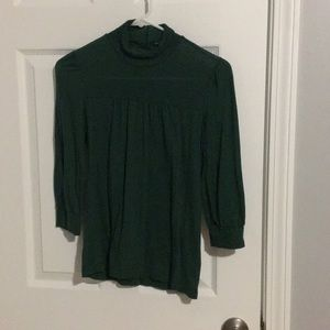 Banana Republic 3/4 sleeve top